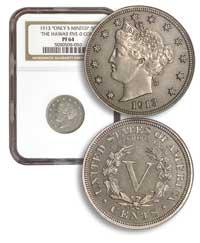 1913 Olsen Coin