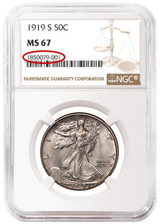 Coin Certification Company - Numismatic Guaranty Corporation